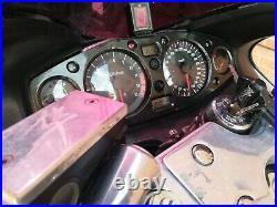1400cc Big Bore 1999 Unrestricted Suzuki Hayabusa Black Stealth Evo Exhaust NOS