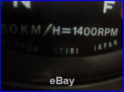 1960s NOS suzuki T125 T200 T20 T21 k125 SPEEDOMETER from JAPAN T250