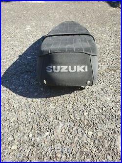 1968 Suzuki T500 Cobra NOS Seat