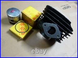 1973 1974 1975 Suzuki Tm250 Cylinder Piston Rings All Nos New