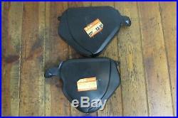 1981 1983 Nos Suzuki Rm125 Airbox Air Box Cover Left & Right 13740-14110 Ss