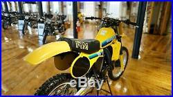 1983 Suzuki RM125