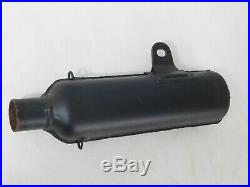 1 NOS Genuine Suzuki RM 370 B Exhaust Silencer Muffler OEM 14300-41871 NEW RM370
