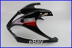 2011 2012 Suzuki Hayabusa Nos Oem Front Upper Nose Fairing Cowl Shroud