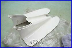 48111-02200-189 NOS 1980-1991 Suzuki FA 50 Scooter Front Cowling Fairing Cover