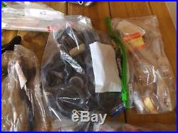 Big Job Lot of Mixed NOS Genuine New Suzuki Parts from 70's / 80, s