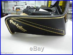 Brand New Nos Vetter Quicksilver Fairing Honda Suzuki Yamaha Kawasaki
