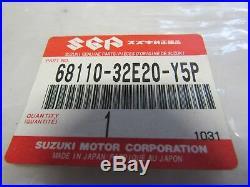 GENUINE NOS Suzuki DR650SE FUEL TANK TAPE SET 68110-32E20-Y5P