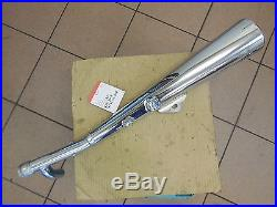 GSX400 E Original Auspuff Schalldämpfer Links Exhaust Muffler Neu NOS