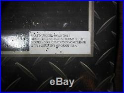 #IC NEW NOS Suzuki Boulevard backrest C50 C90 T M109 990A0-75051