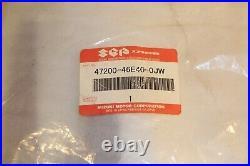 NEW NOS Suzuki Left Tail Fairing 93-98 GSXR1100 GSXR 1100 47200-46e40-0JW