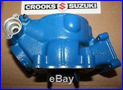 NOS 11200-01810 RM125 Genuine Suzuki Cylinder Barrel
