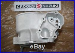 NOS 11200-28830 RM250 M 1991 Evo MX Genuine Suzuki Cylinder Barrel, Now Obsolete