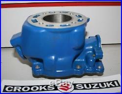 NOS 11210-02B05 Genuine Suzuki RM80 82cc Cylinder, 47.5mm bore