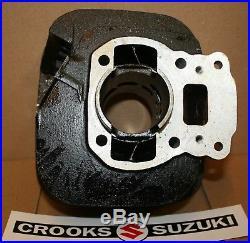 NOS 11210-20321 RM80 Genuine Suzuki 79cc Cylinder Barrel