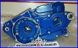 NOS 11300-00831 RM250 Genuine Suzuki Crankcase Set