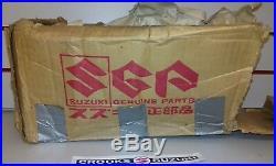 NOS 11300-41830 RM125 Genuine Suzuki Crankcase Set