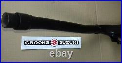 NOS 14310-05D20-H01 1990 to 1992 RMX250 Genuine Suzuki Muffler / Exhaust