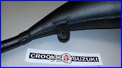 NOS 14310-27C21-H01 RM125 Genuine Suzuki Muffler / Exhaust