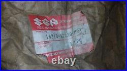 NOS 14310-27C30-H01 1991 RM125 M Genuine Suzuki Muffler / Exhaust