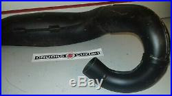 NOS 14310-41600 RM100 Suzuki Front Muffler / Exhaust with marks on paintwork
