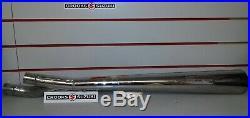 NOS 14340-45000 GS750 Genuine Suzuki Left Hand Muffler / Silencer