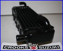 NOS 17720-27C30 RM125 Genuine Suzuki Left Hand Radiator