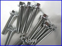 NOS 1972-77 Suzuki gt750 Cylinder Head Engine Motor Bolts set of 11 09159-10010
