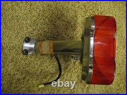 NOS 1973-77 Suzuki GT185 Taillight Assembly NEW GT Tail Light Lens Lamp Mount