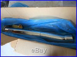 NOS 1983 Suzuki GS550E GS550ES Supertrapp Muffler Megaphone Chrome 4MSM-50550C