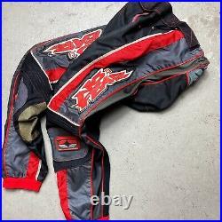 NOS 1999 No Fear Elektron Motocross Supercross Pants 34 fox mcgrath axo