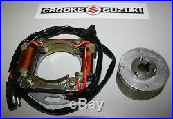 NOS 32100-20420 Genuine Suzuki RM80 Magneto Assy