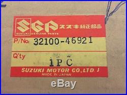 NOS 32100-46921 Genuine Suzuki RM80 Magneto Assy