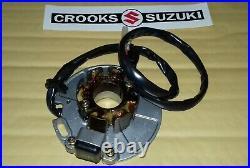 NOS 32101-01B32 1987 / 1988 RM125 H / J Genuine Suzuki Magneto Stator Assy