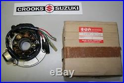 NOS 32101-01B32 Genuine Suzuki RM125 Magneto Stator Assy