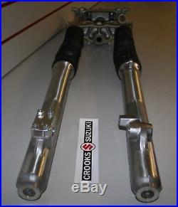 NOS 51100-14120-08C RM125 Genuine Suzuki Front Fork Assy