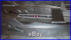 NOS 61100-40851 RM250 / RM400 Twinshock Genuine Suzuki Rear Swinging Arm Assy