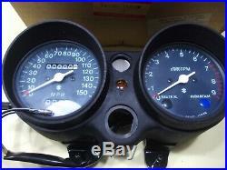 NOS Genuine New & Boxed Suzuki Speedo & Tacho Set 34100-15635 GT500 GT250