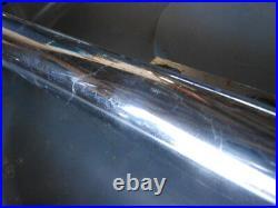 NOS KG Highway Engine Guard Crash Bar Case Savers Suzuki GS400 GS425 GS450