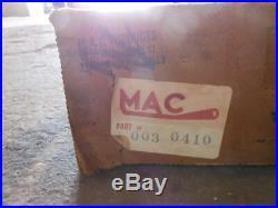 NOS MAC 4 into 2 Slip On Turn Out Mufflers Exhaust Suzuki 1979 1980 GS850