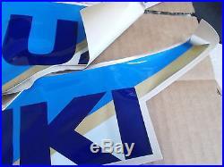 NOS OEM Suzuki Cowling Under Stripe Tape 1992 GSX-R1100N Sport 68185-41C30-1MH