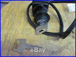 NOS OEM Suzuki Ignition Switch Assy 1987-71 LT125 LT230 LT250 LT500 37100-24201