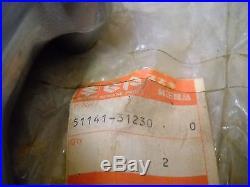 NOS OEM Suzuki Lft Outer Fork Tube 1974-1976 GT550 Indy GT750 Lemans 51141-31230