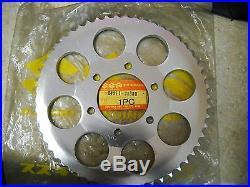 NOS OEM Suzuki Rear Sprocket 1974-1975 RL250 Exacta Trials 64511-38000