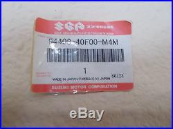 NOS OEM Suzuki Under Cowl Assembly 2001-2002 GSX-R1000 94408-40F00-M4M