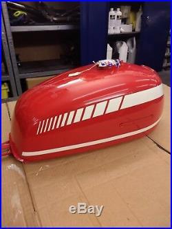 NOS RARE Suzuki GT250C GT250 Fuel Tank