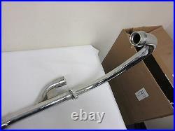 NOS SUZUKI GS550 L 1981-1982 RIGHT HAND EXHAUST p. N 14301-47300