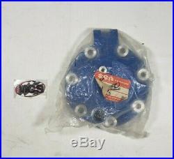 NOS SUZUKI Quadzilla 500 (LT500R) OEM Blue engine top cylinder head