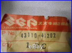 NOS Suzuki Brake Pedal 1976-1978 RM250 RM370 RM400 43110-41202 Qty 1