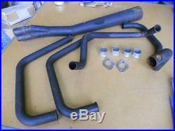 NOS Suzuki GS750 GS850 Jardine Exhaust System 4 Into 1 Megaphone 22-3006